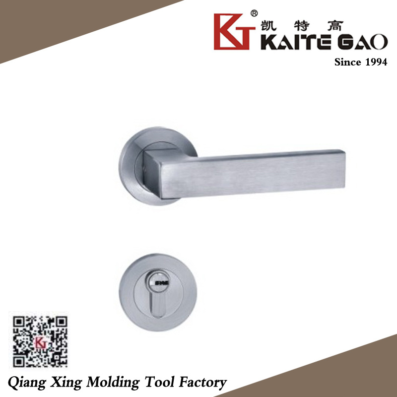 (SD-015) 304 Stainless Steel Satin Finish Hollow Level Handle