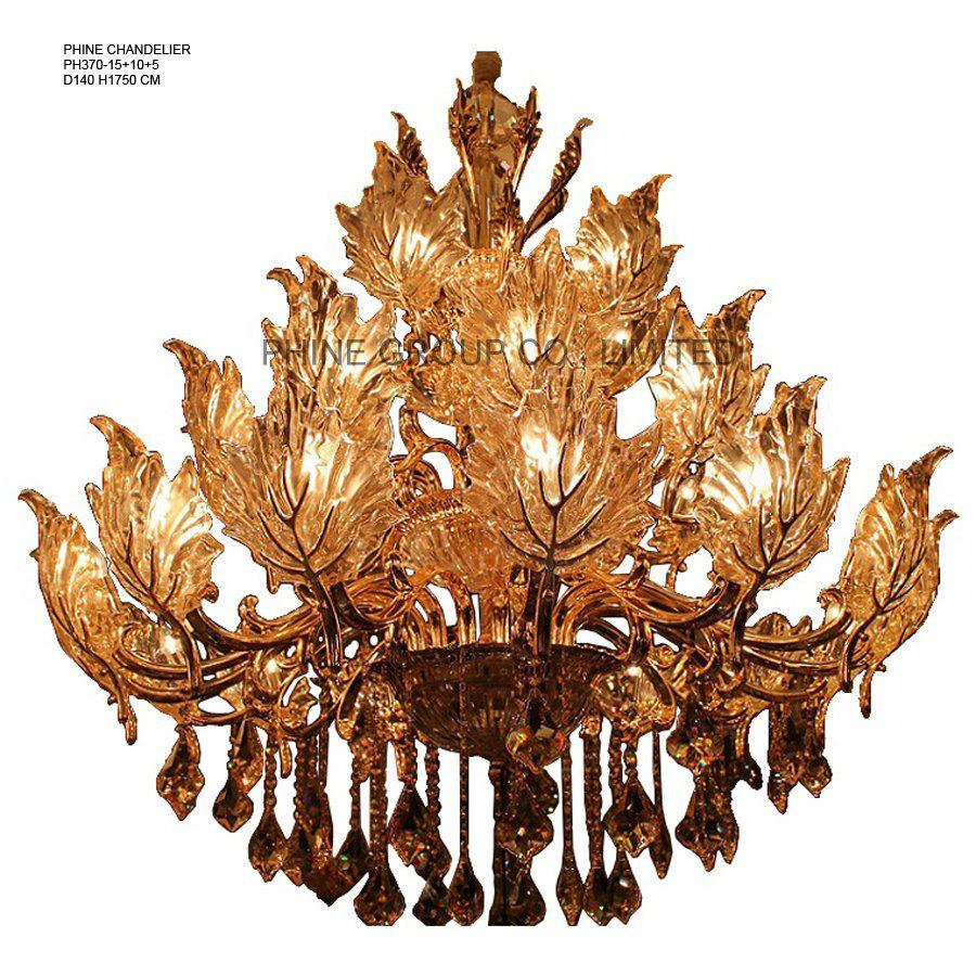 Modern Swarovski Crystal Decoration Chandelier, Fixture Lamp pH370
