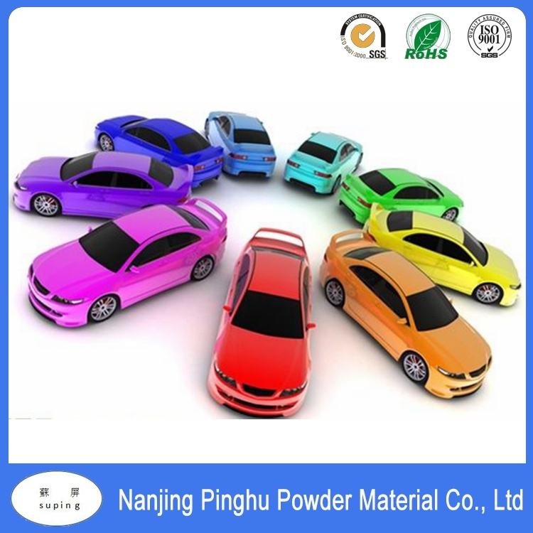 Epoxy Ployester Metal Powder Coating for Car Paint