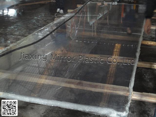 Clear Cast Acrylic Sheet Mr259