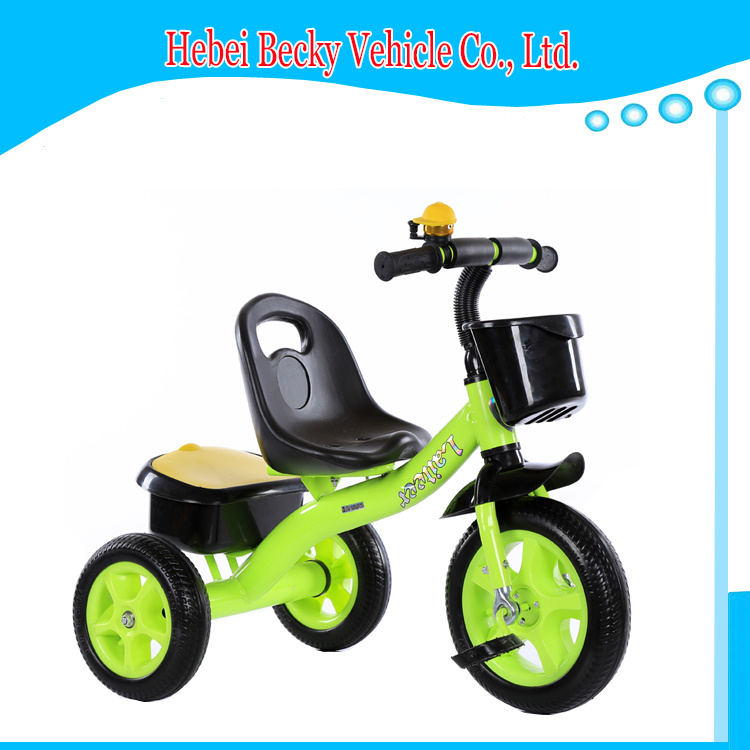 China Kids Baby Tricycle Scooter Baby Ride on Car Pram Bike
