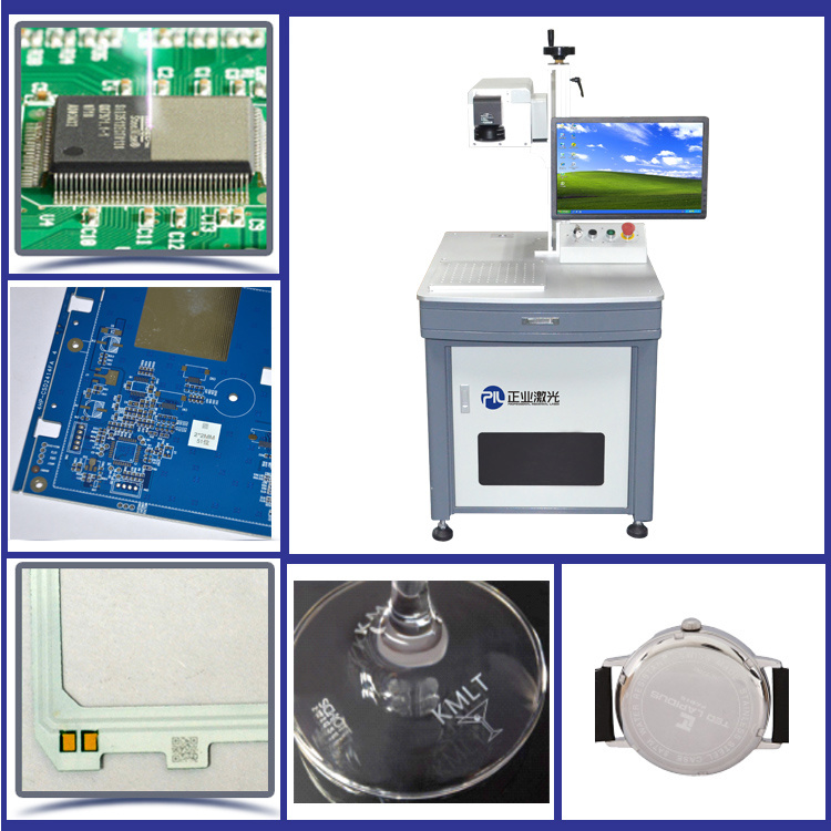 UV Laser Marking Machine with Automation  for Hardware Engraving