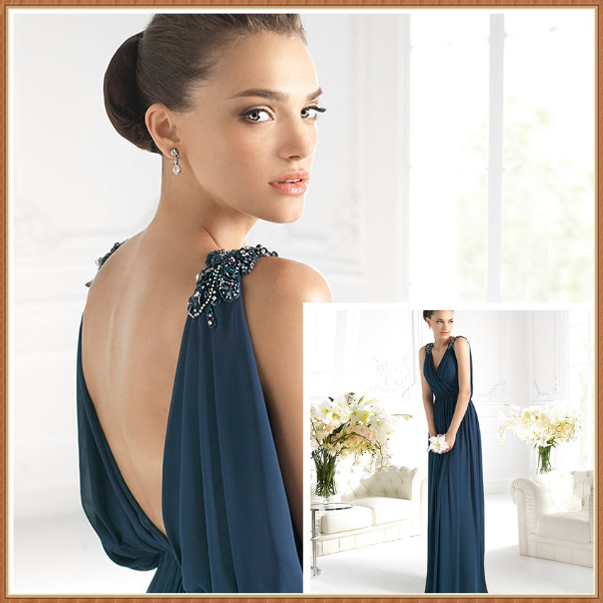 Evening Dresses Backless - Long Dresses Online