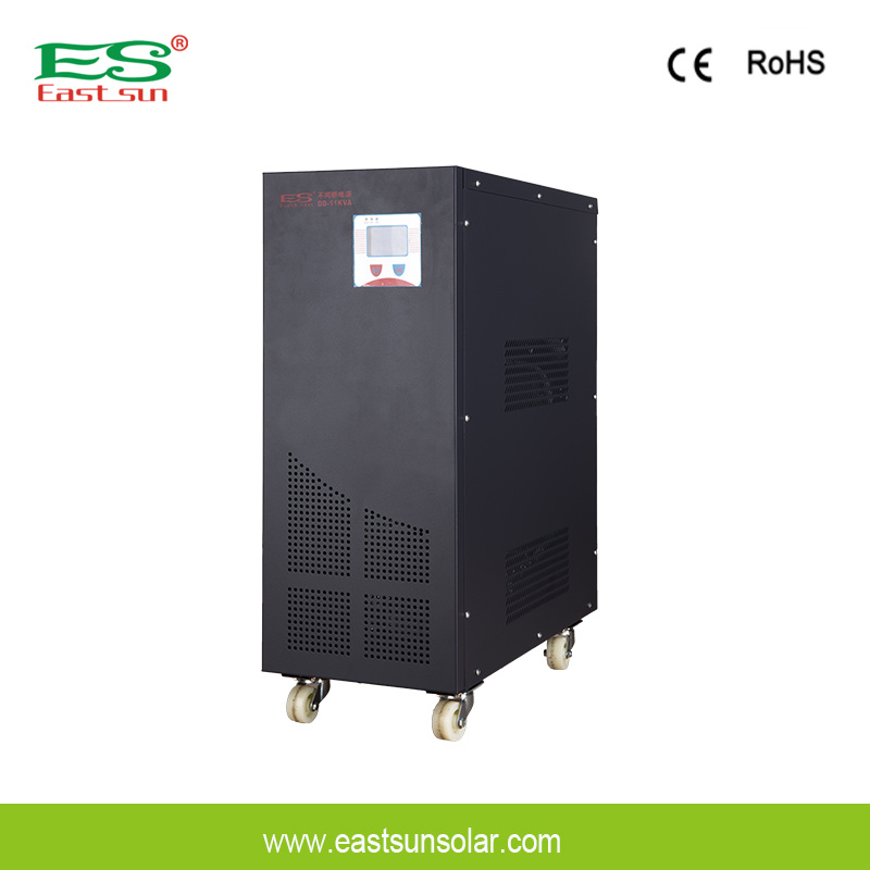 10kw Home Inverter with Battery with LCD Display