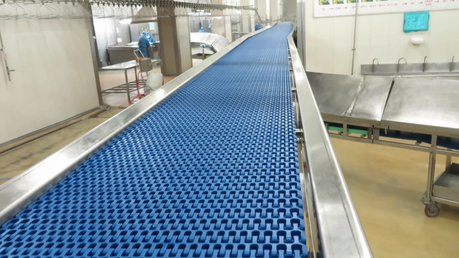 Pjs1400 Automatic Flat Conveyor Machine