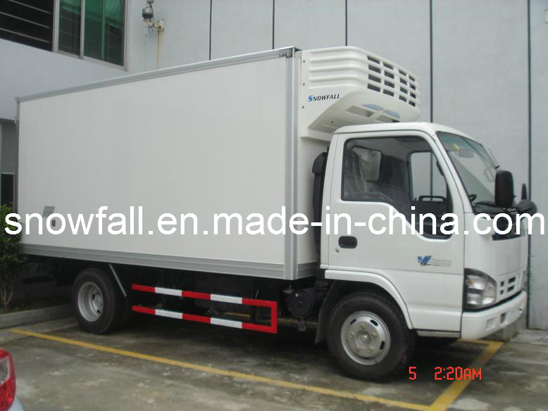 Meat Truck Body/Refrigerated Meat Truck Body