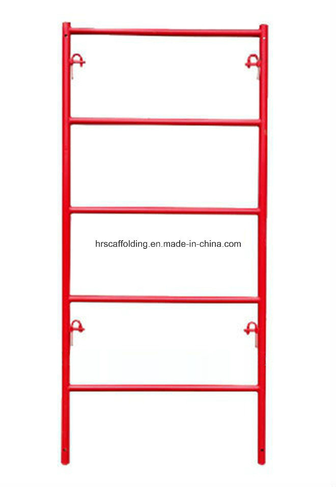 Construction Materials Ladder American Standard Shoring Frame Scaffolding