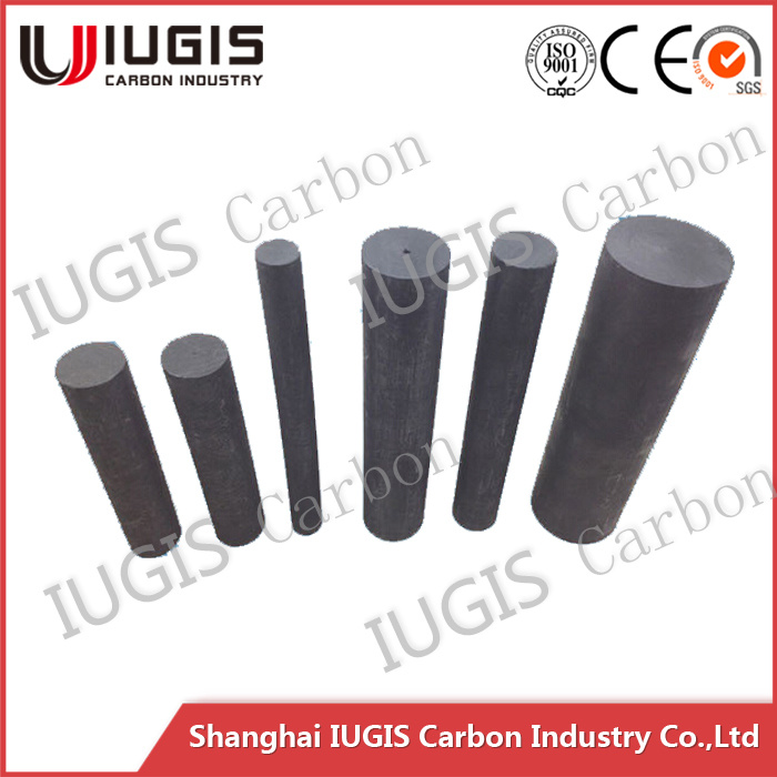 High Pure All Kinds of Graphite Rods Graphite Tubes