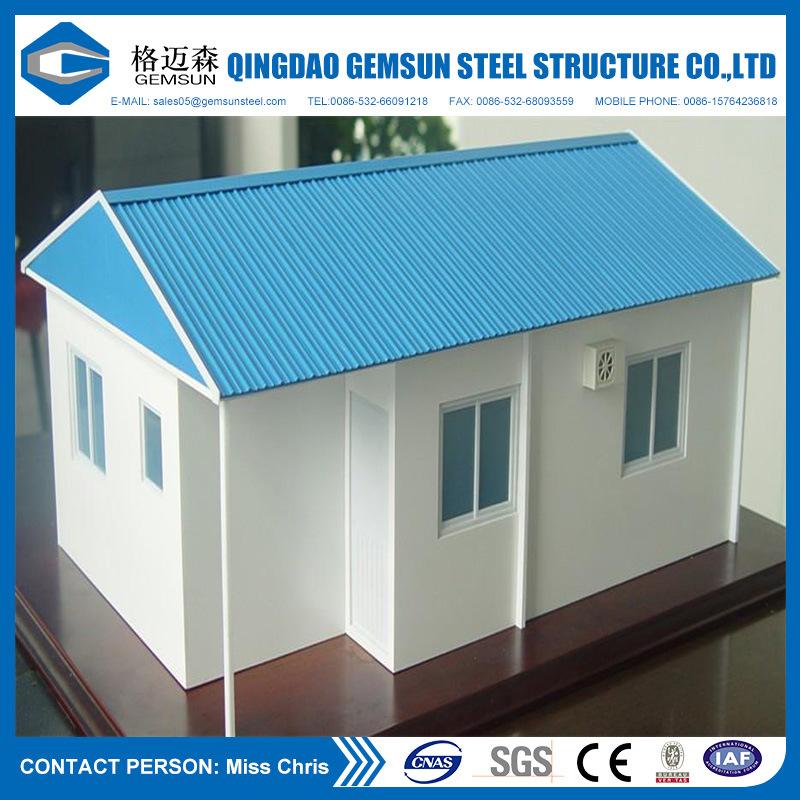 Commercial ISO Light Steel Prefabricated Modular Mobile Prefab House