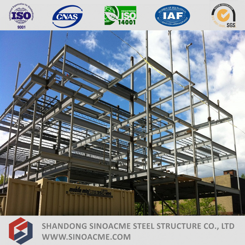 Sinoacme High Rise Steel Structure Office Building