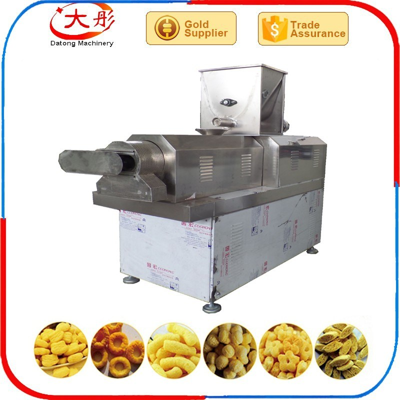 Puffing Snack Food Processing Machine