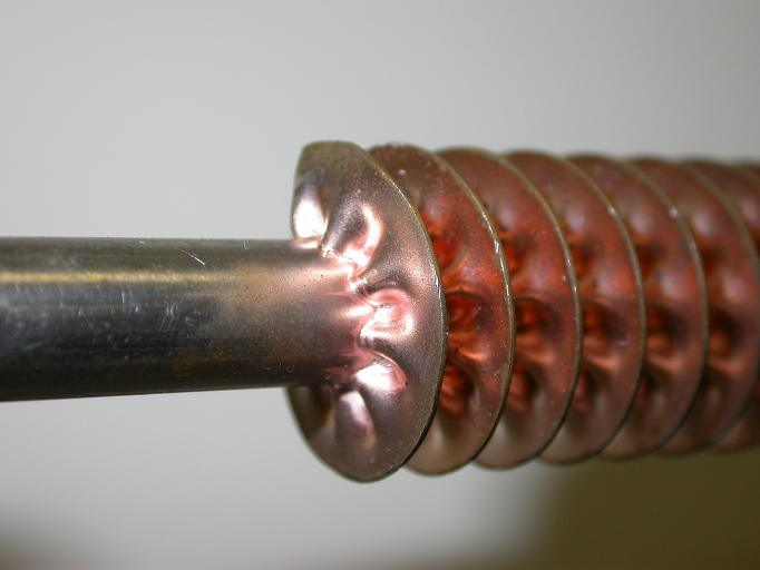 China Copper Finned Tube - China Copper, Copper Fin Tube