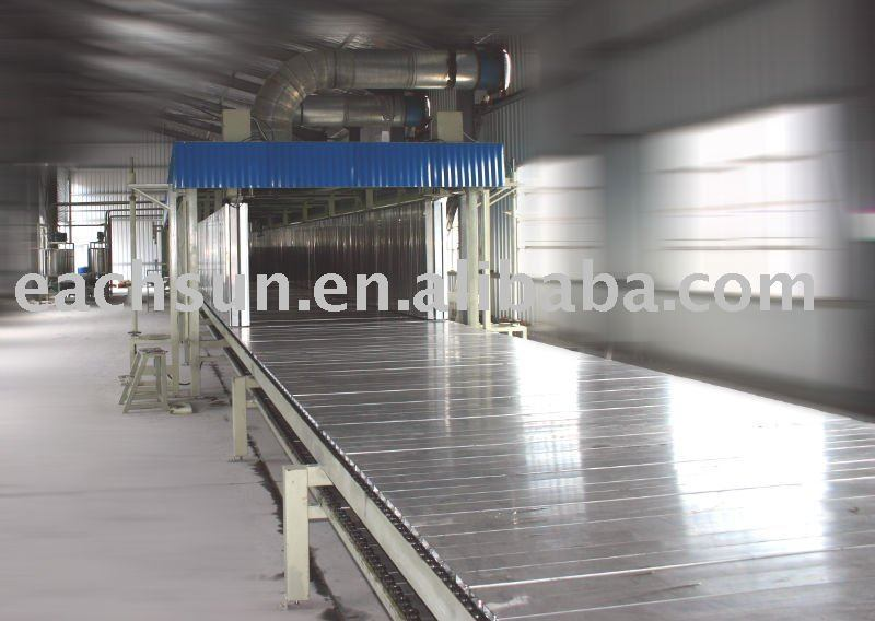 Full Automatic Horizontal PU Foam Machine (ELF-2400)