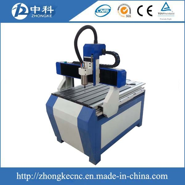 Homemade 6090 Mini China CNC Router Engraver Milling Machine