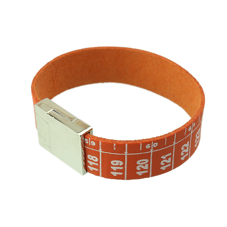 Popular at High Quality Fashion Leather Bracelets (FQ-9069)