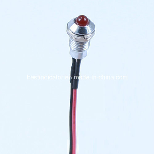 12 Volt Blue Color Low Voltage LED Indicator