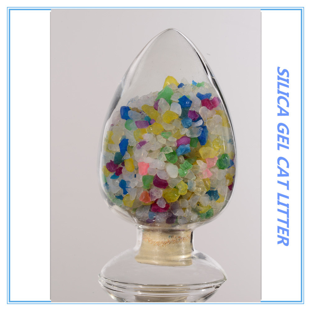 Crystal Silica Gel Cat Litter