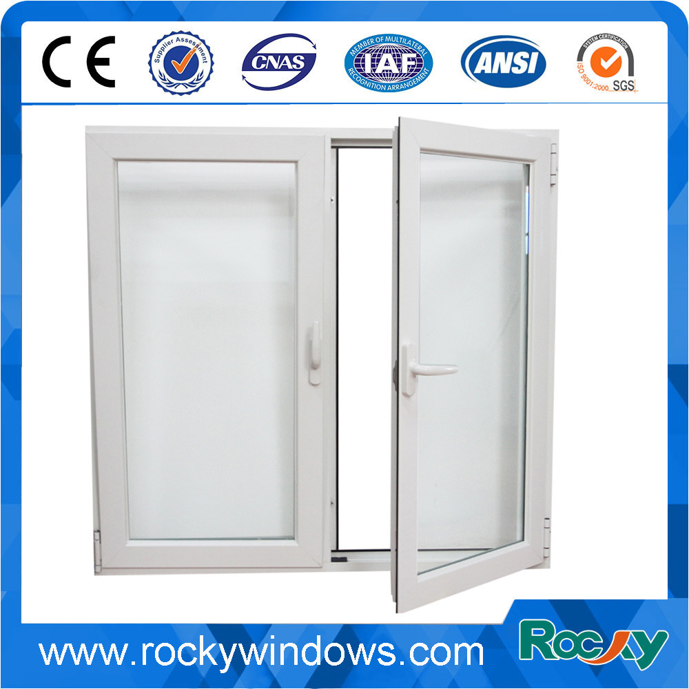 Soundproof Used PVC/UPVC Windows and Doors