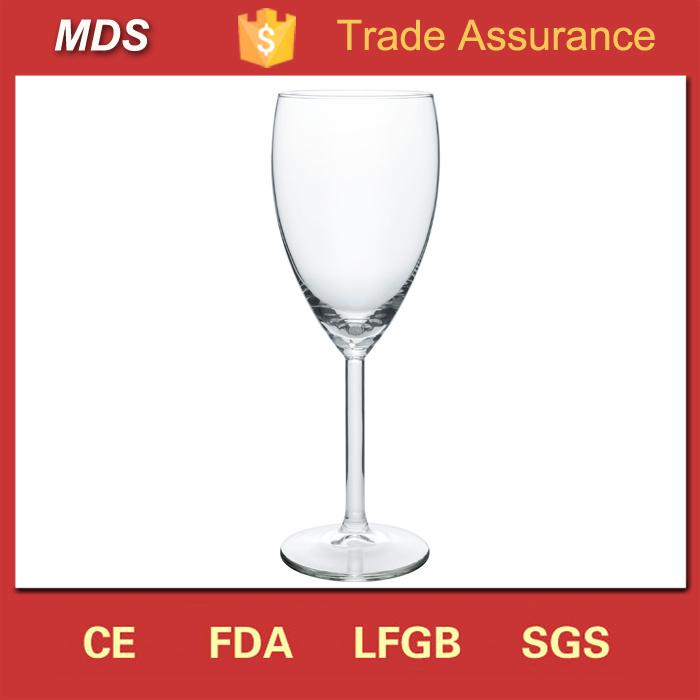 Glassware Short Stem Custom Tulip White Wine Glass