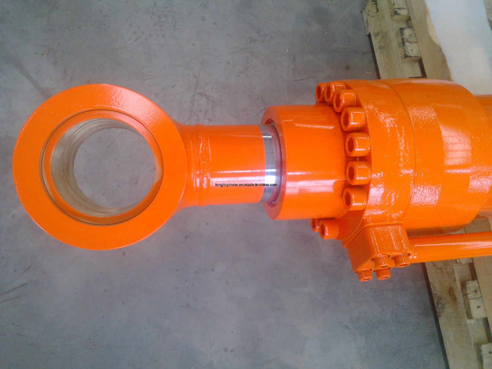 Dx260 Arm Cylinder/ Hydraulic Cylinder of Doosan Excavator