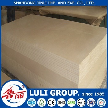 Cheap Price MDF Exporting to Ethiopia From Luli Wood