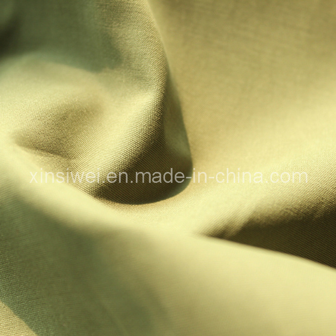 Peached Polyester/Nylon/Cotton Fabric