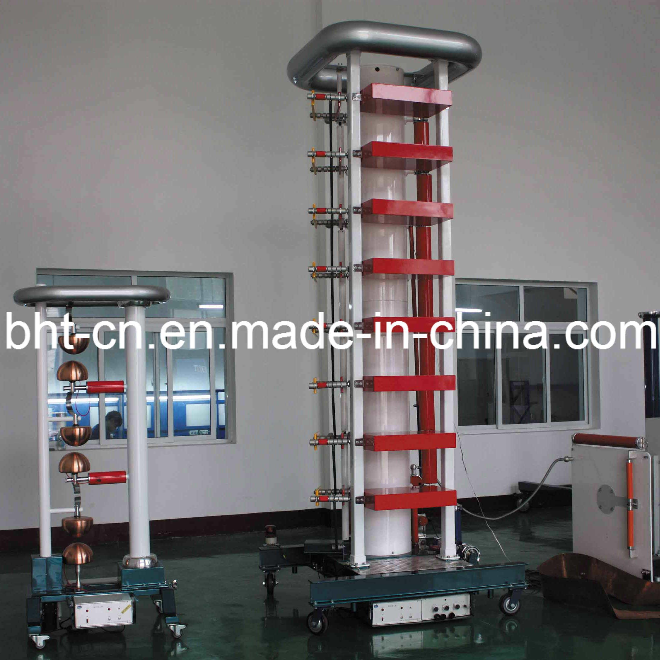 Impulse Voltage Generator (high voltage testing)