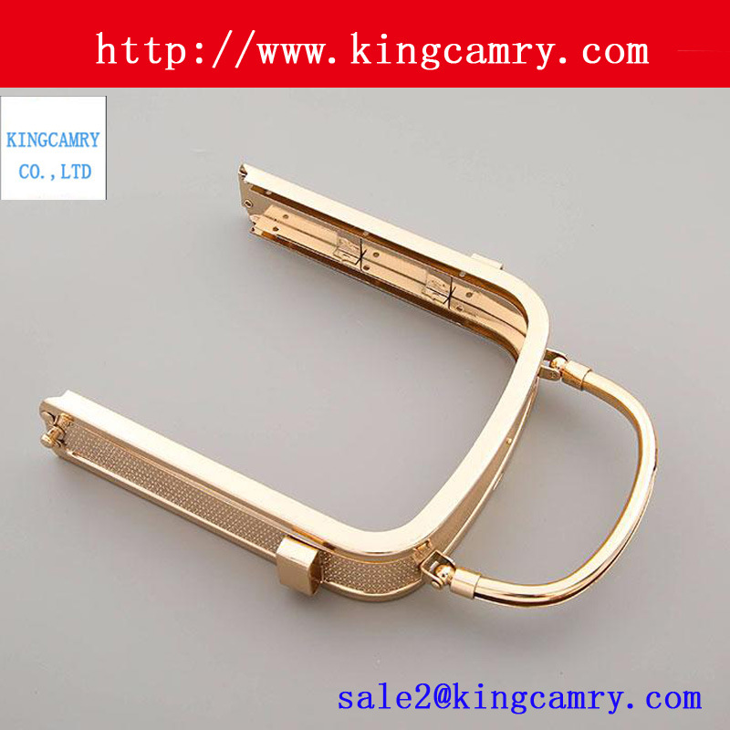 Metal Bag Handle Handbag /Party Bag/Purse Clutch Frame