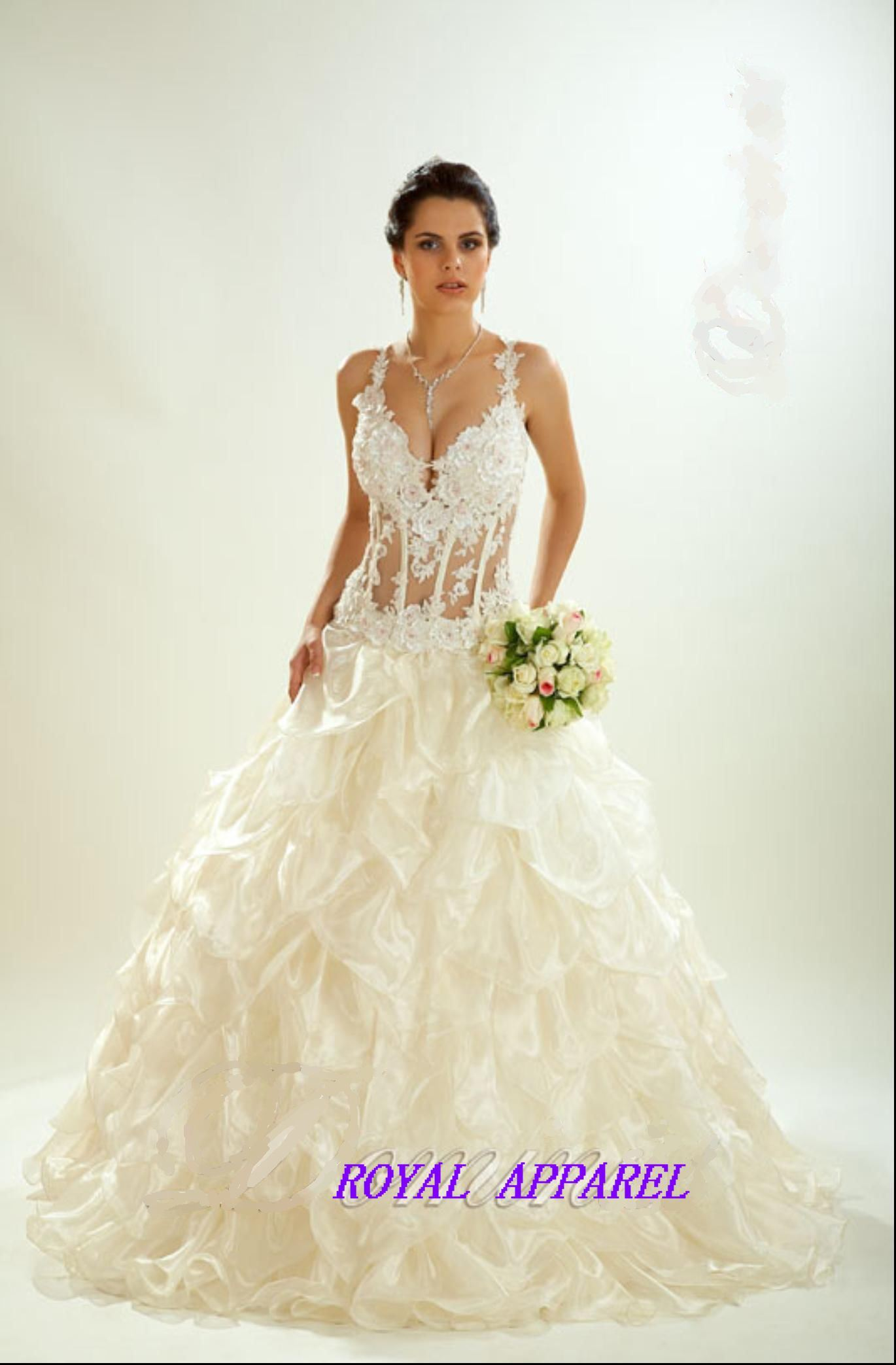Sexy hot wedding dresses for Sexy wedding dresses pictures
