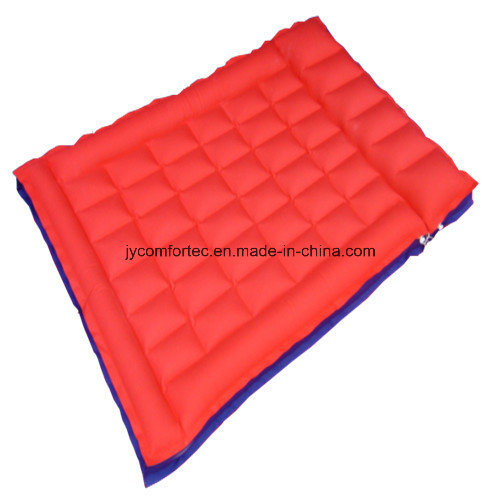 Rubber Cotton Camping and Beach Air Mat