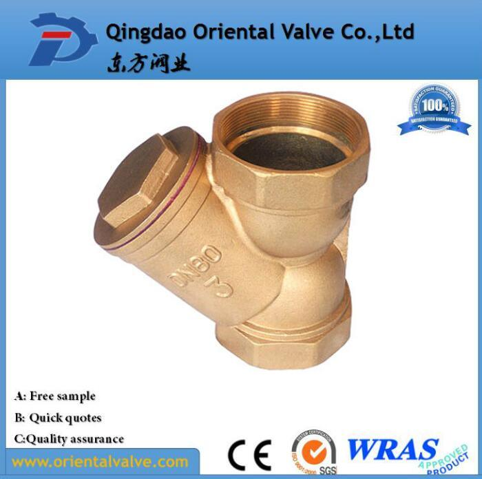 Industry Strainer Made in China, Large Type, Flange, Pn10/Pn16, Brass Y Strainer, Water, Oil, Gas Strainer with Nice Price