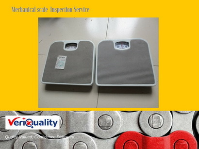 Mechanical Scale QC Quality Inspection and Product Inspection Service