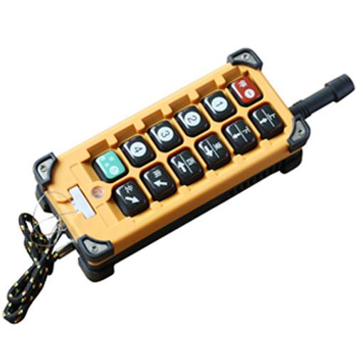 Portable Industrial Crane Wireless Radio Remote Control (F23-BB)