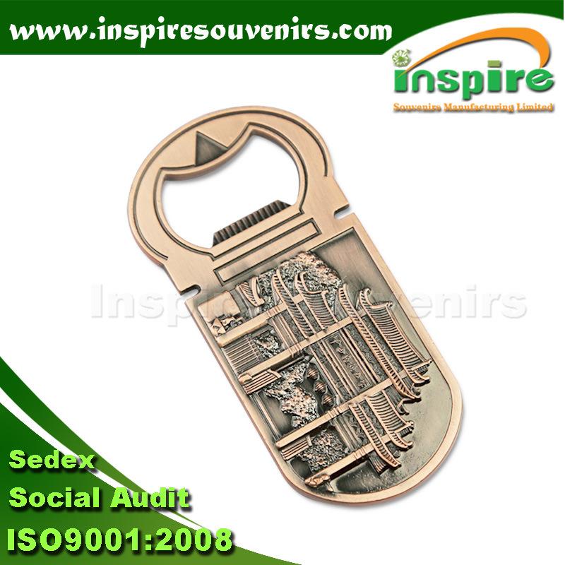 Bear Mug Bottle Opener with Magnet for Gift (BPG102)