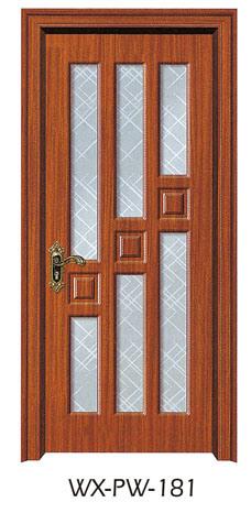 PVC Door (WX-PW-181)