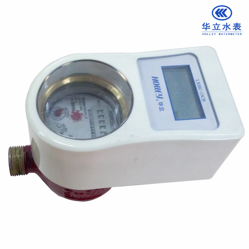 New IC Card Prepaid Hot Water Meter (LXS-15E~LXS-25E)