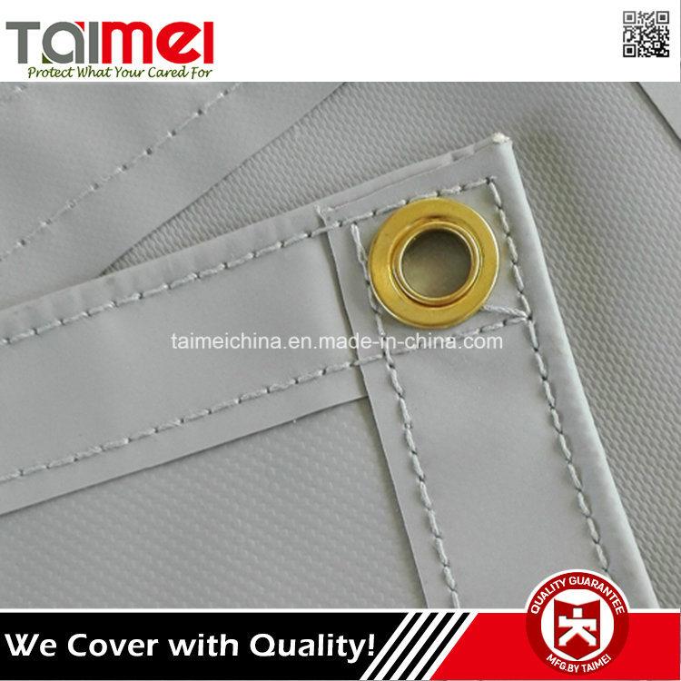 Fire Retardant Waterproof Plastic Tarp Material