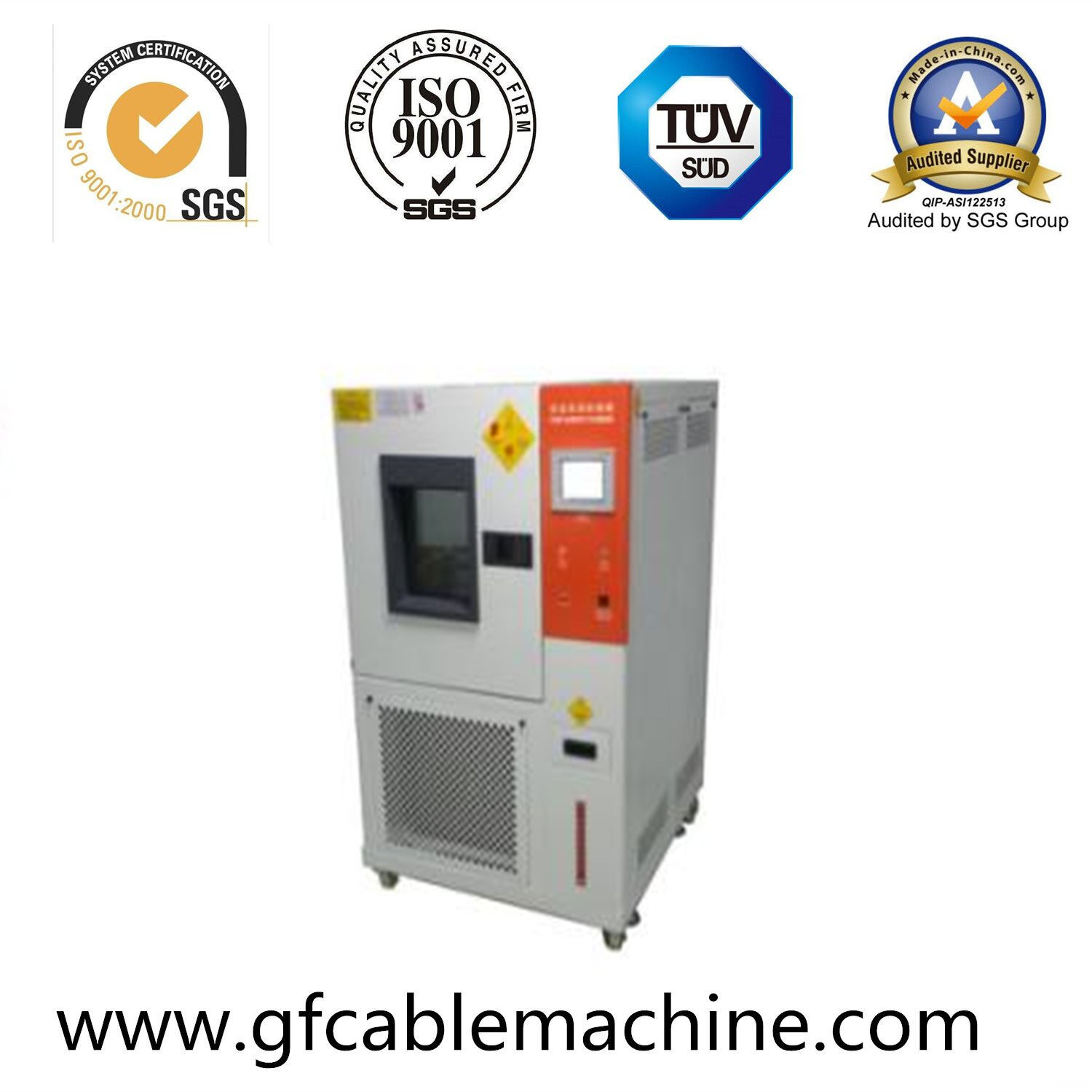 Wire Cable Low (high) Temperature Winding Tester