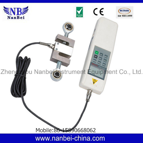 Digital Display Push and Pull Force Gauge with ISO Approved