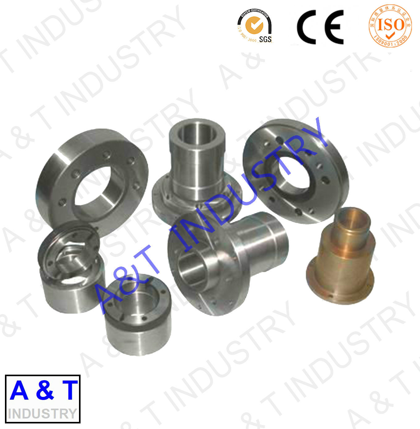 OEM ODM High Quality Turning Part with High Quality