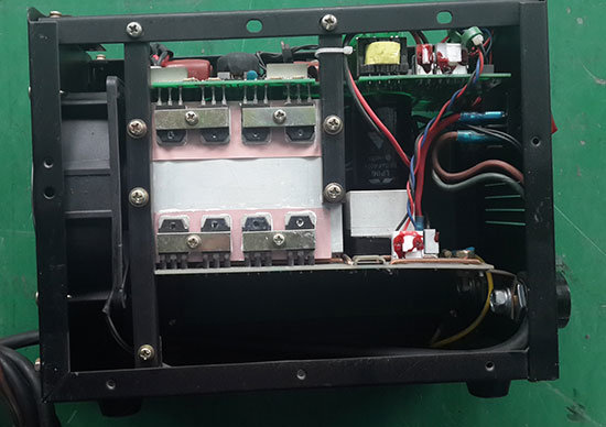 China Best Quality Inverter DC Arc Welding Machine Arc160mini