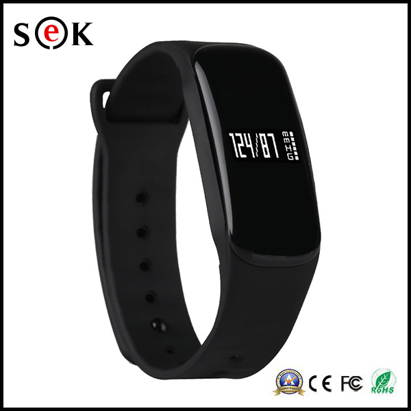 Fashion Healthy Smart Watch with Blood Oxygen and Heart Rate Monitor for Christmas Gift
