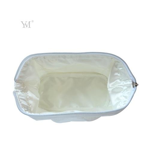 Promotional Wholesale Elegant Fashion PVC Lace Cosmetic Pouch Toiletry Bag