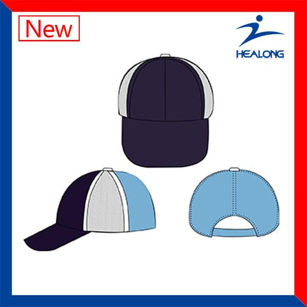Healong Sport Custom Softextile Hip Hop/Baseball Cap and Hat