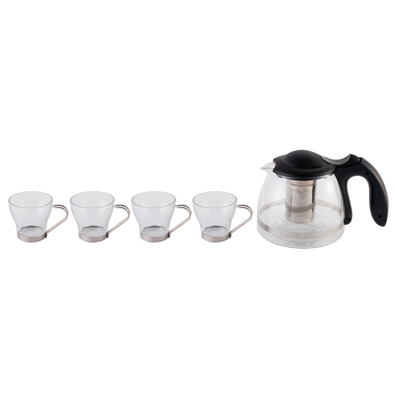 Glass Tea Pot in 1500ml (DHA046B)