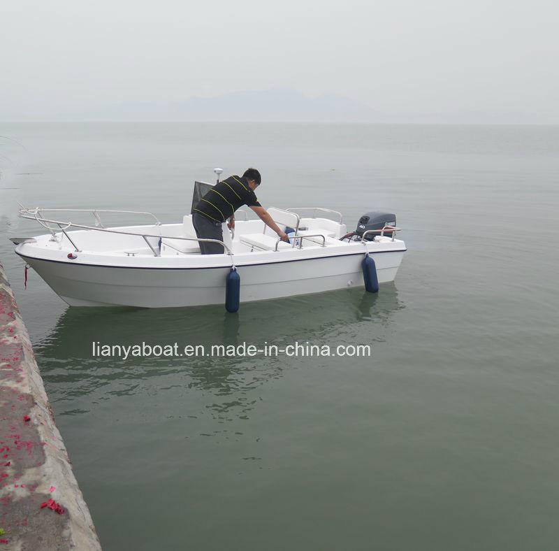 China liya ce cheap small fishing boat fiberglass for Small fishing boats for sale