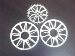 Teller Rosetter Ring (PP PE PVC CPVC)