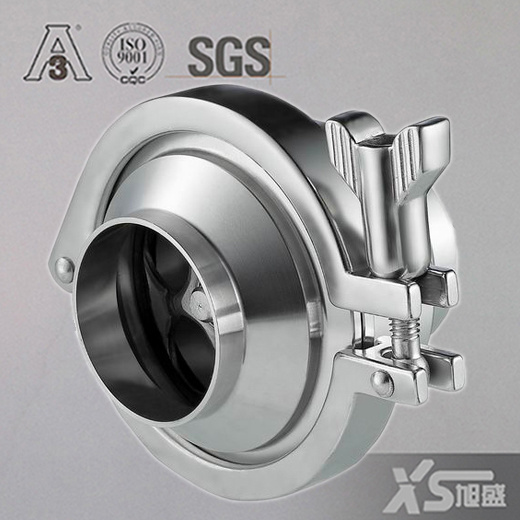 Stainless Steel Sanitary Non Return Check Valve
