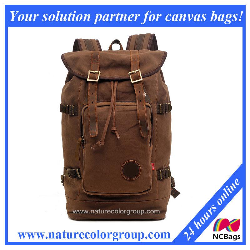 New Design Leisure Canvas Bag (SBB-025)