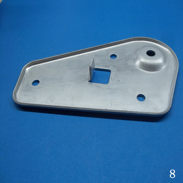 Precision Sheet Metal Fabrication Stamping Spare Parts